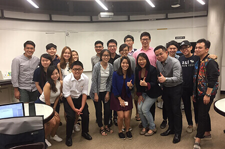 Performance Based Marketing Workshop for NTU Marketing Students