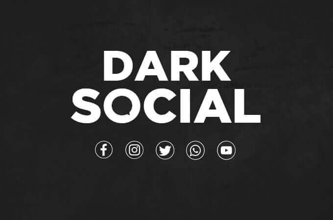 Dark Social as a Marketing Opportunity
