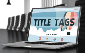 Creating Killer Title Tags