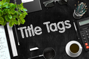 Optimize Page Titles